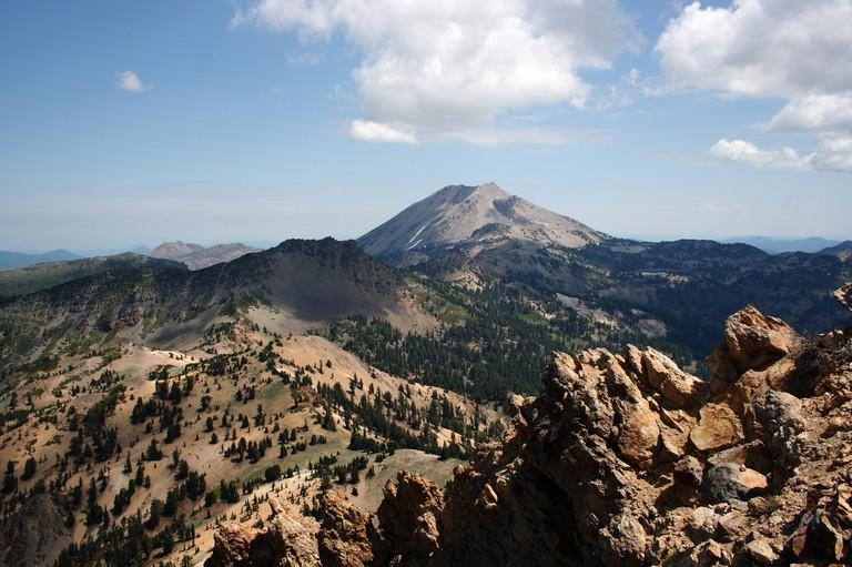 Volcano National Park California