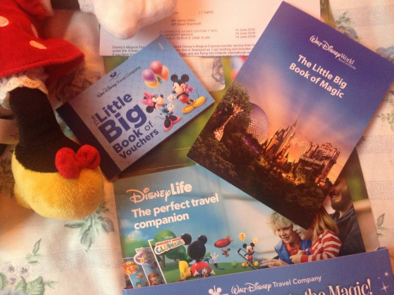 Walt Disney Travel Company Magical Extras