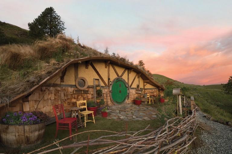 Washington State Park Cabins