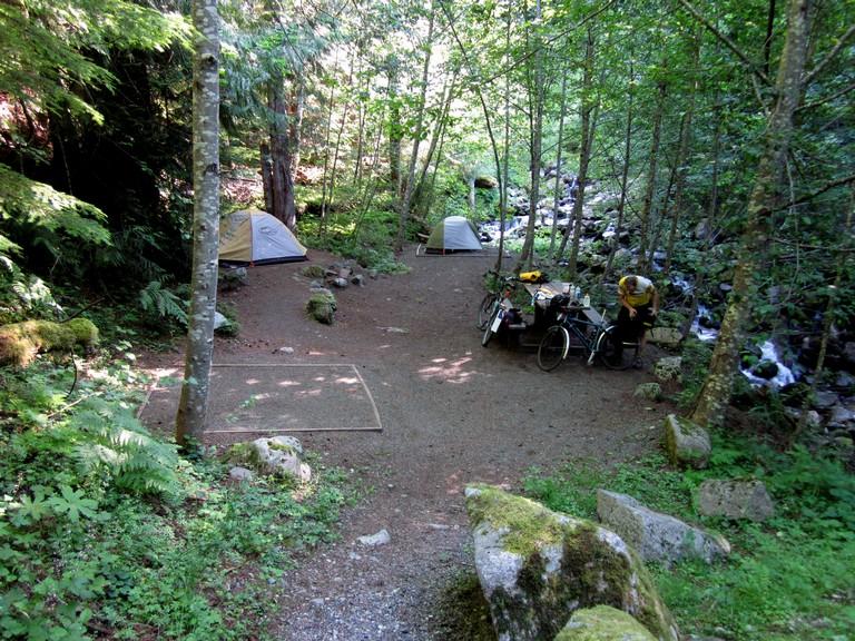 Washington State Parks Camping