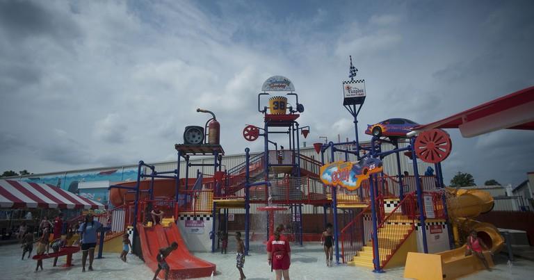 Water Amusement Parks Near Me