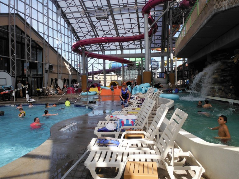 Water Zoo Indoor Water Park