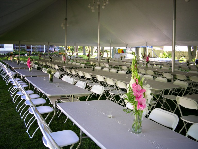Wedding Tent Rental Michigan