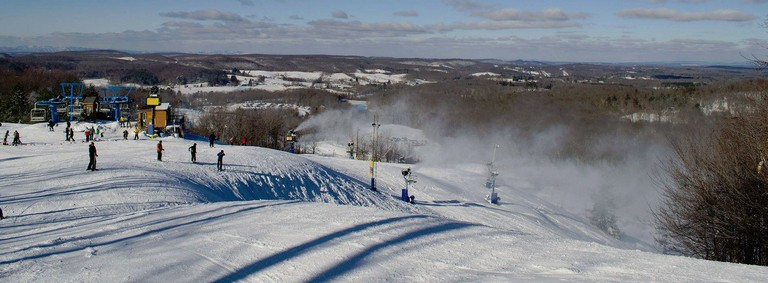 West Va Ski Resorts