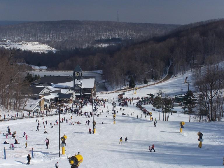 Western Pa Ski Resorts