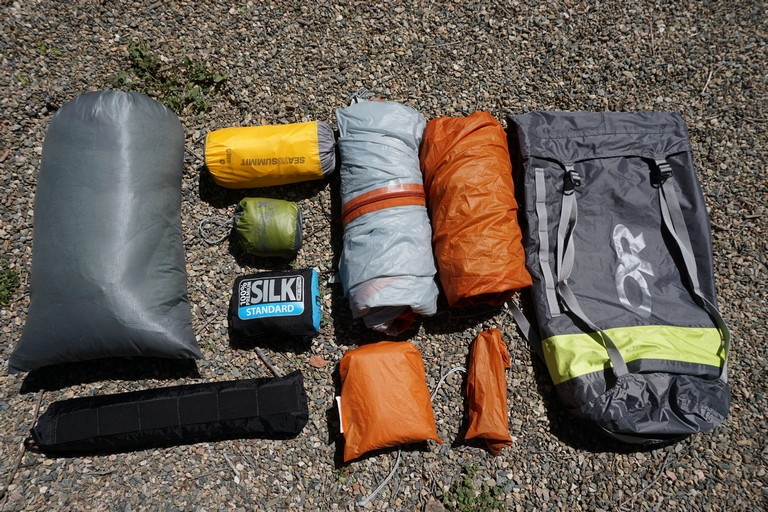 What Size Compression Sack For Sleeping Bag
