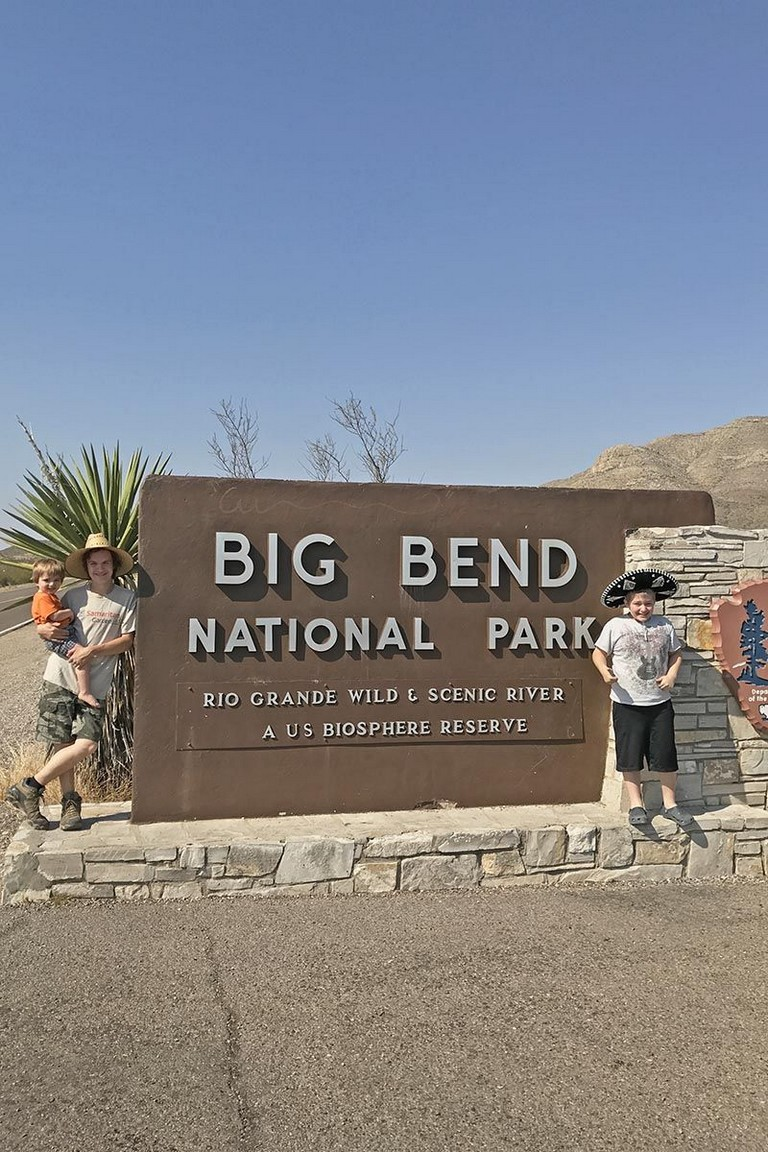Where Is Big Bend National Park