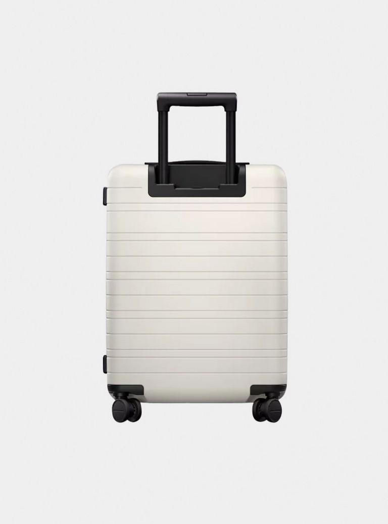 White Hard Shell Suitcase