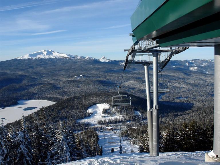Willamette Pass Ski Resort
