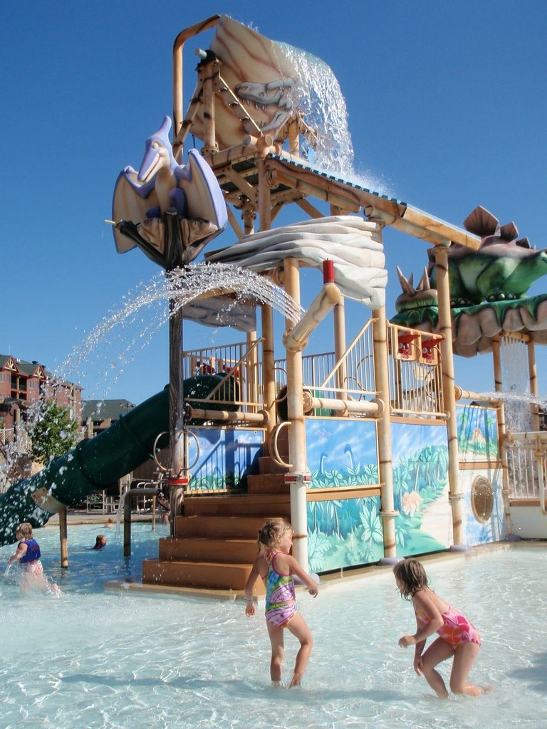 Wisconsin Dells Waterpark Resorts