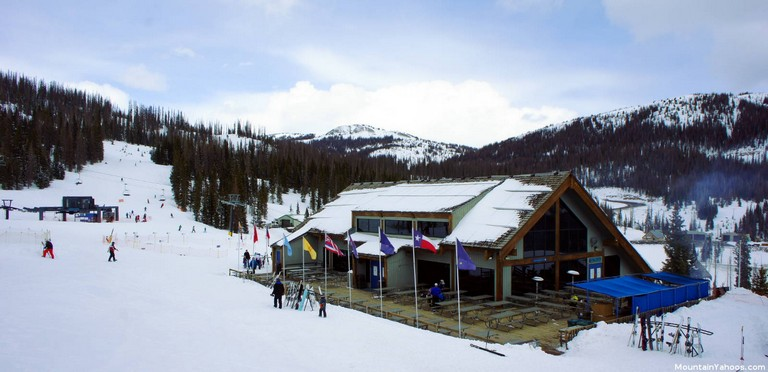 Wolf Creek Ski Resort Utah