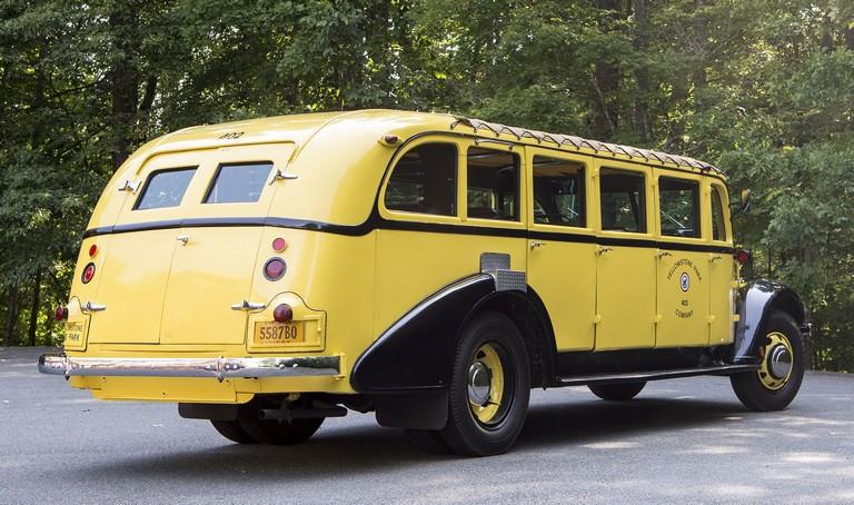 Yellowstone Yellow Bus Tours