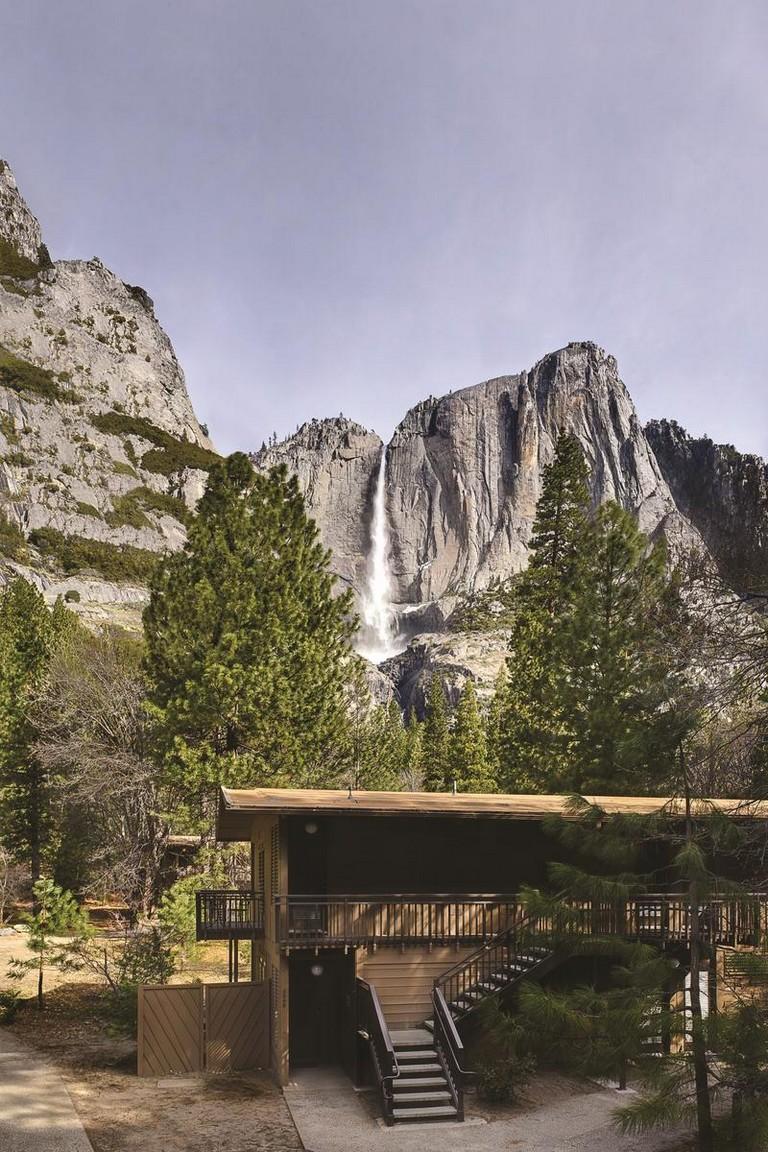 Yosemite Valley Lodge Yosemite National Park Ca