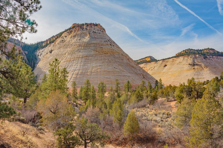 Zion National Park To Bryce Canyon