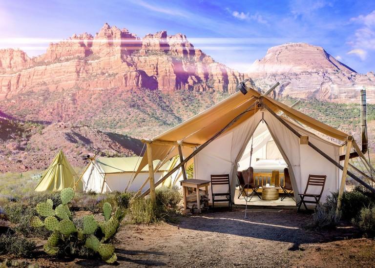 Zion National Park Utah Hotels