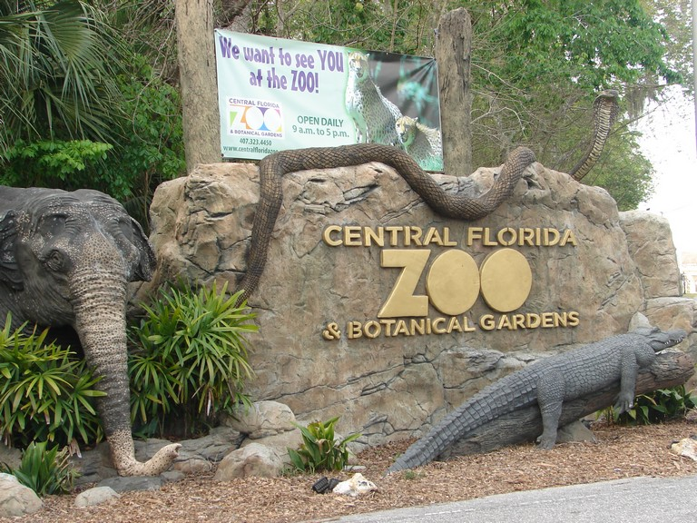 Zoos In Florida