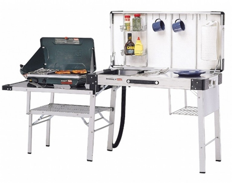 Coleman Deluxe Camp Kitchen Top 10 Camping Kitchen Brands To Cook In The Great Outdoors