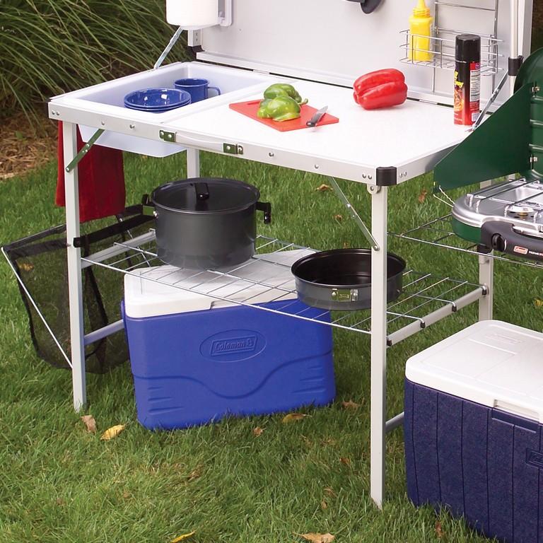 Coleman Packaway Camp Kitchen