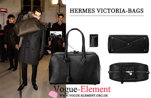 Hermes Travel Bag