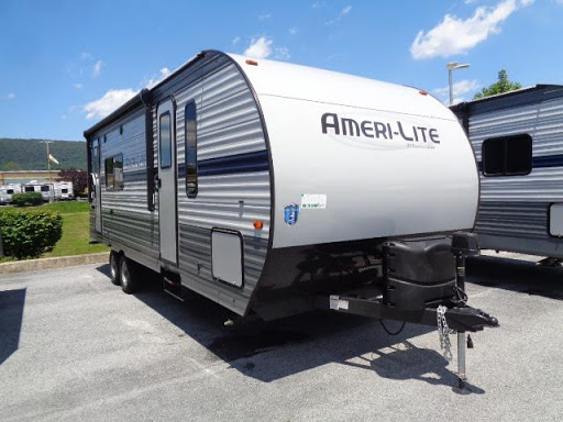 Amerilite Travel Trailer