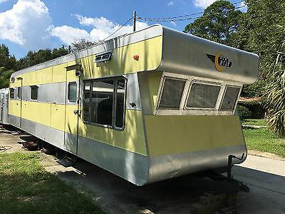Travel Trailer Outdoor Kitchen