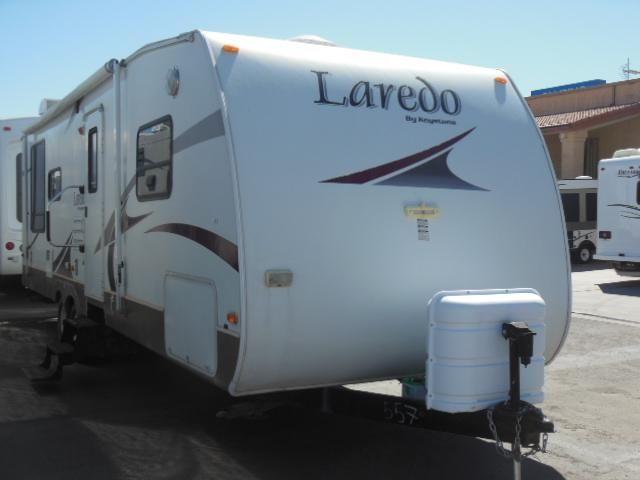 Larado Travel Trailer