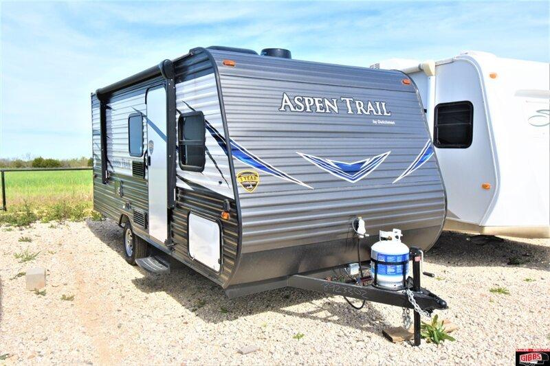Aspen Trail Travel Trailer
