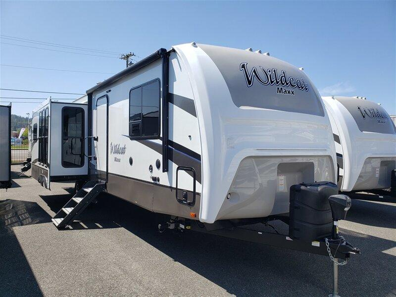 Forest River Wildcat Travel Trailer