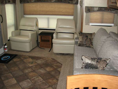 Wind River Travel Trailer