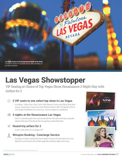Travel Agency Las Vegas Nv