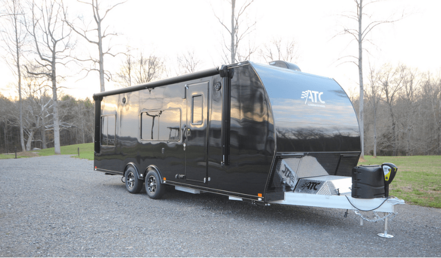 Travel Trailer With Built In Generator