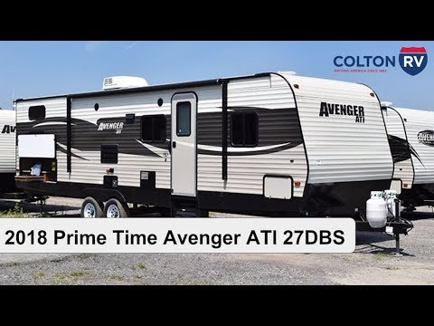 Laredo Travel Trailer