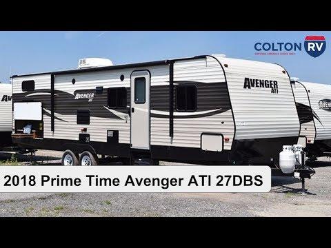 Avenger Travel Trailer