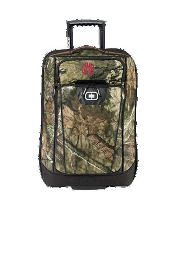 Camo Travel Bag