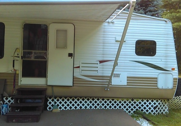 Loft Travel Trailer