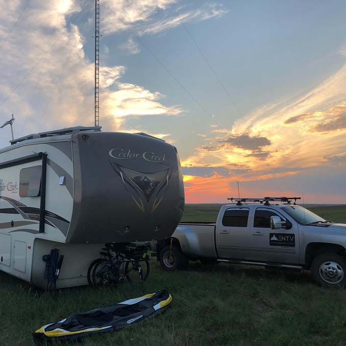 Travel Time Rv