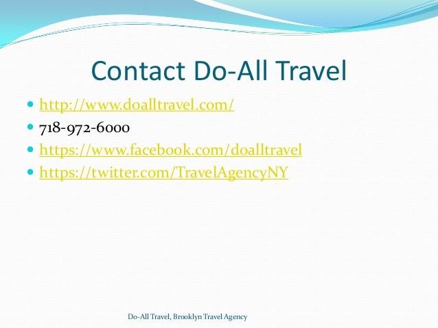 Travel Agency Brooklyn