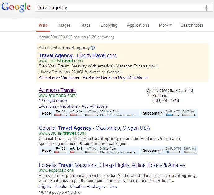 Travel Agency Portland Oregon